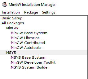 MinGW Installation Guide - Windows — NiaPy 0 0 0  documentation